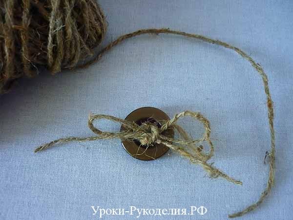пуговица декорированная, украшение для открытки