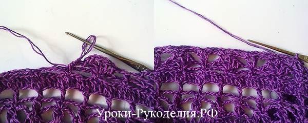 ажурный узор крючком, ажурная сумочка, вязанная сумка, для девочек мода, как связать сумочку-мешочек, маленькая вязанная сумочка для девочки, вязанный аксессуар, пряжа для сумки, из какой пряжи связать сумку, рукодельный урок