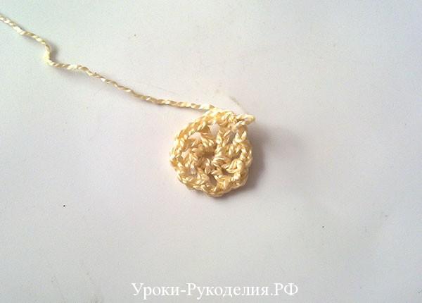 ирландское кружево, вязанный мотив, вязание крючком, схема крючком