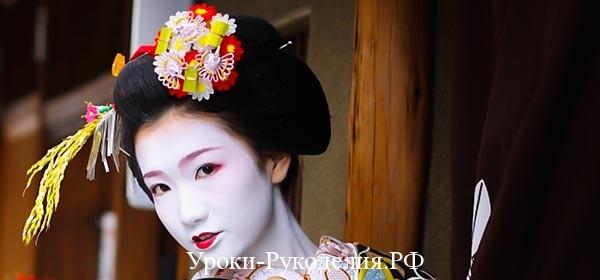 хана канзаши своими руками, сделать цветы из лент, шёлковые цветы, на волосы цветочные букеты, история японского украшения