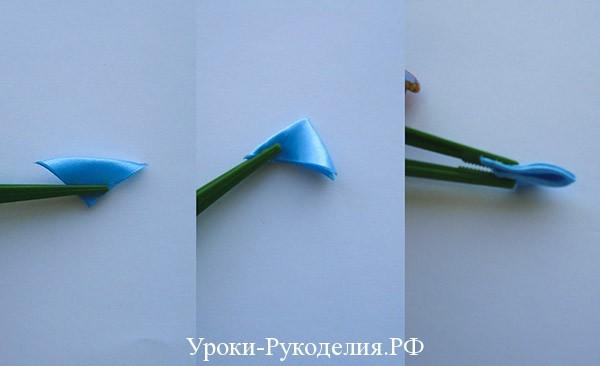мк пышный цветок, бант цветок, цветы канзаши мастер класс, шпильки с цветами, серединки цветка, фаворитки королей, невидимка для волос