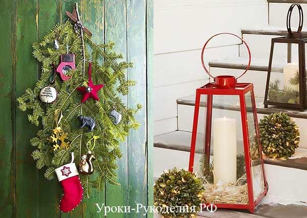 фраза ёлки-палки, новогодняя ёлка декор, как украсить чем ёлку, идеи для нового года, интересное про новый год, вязаные игрушки крючком, ёлка крючком схема