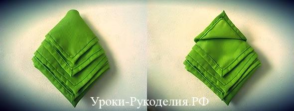 как красиво сложить салфетки фото, сервировка стола салфетки, тканевые салфетки сложить, пошить салфетку из ткани