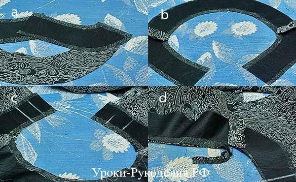 подкладочная ткань, клеевая для горловины, обработать горловину у платья, жаккардовый узор на ткани
