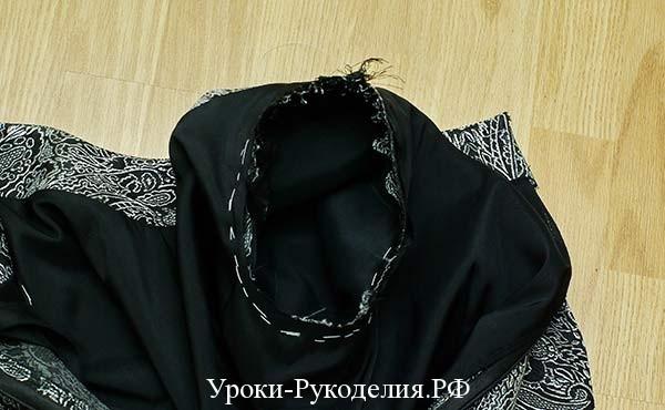 рукав держит форму, отвисает платье, регулировать длину изделия