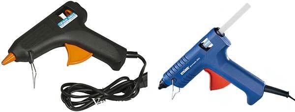 термоклеевой пистолет, как использовать клеевой пистолет