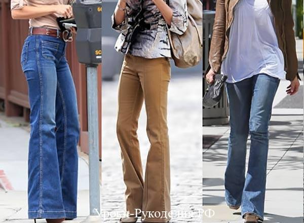 хорошие джинсы под что носить