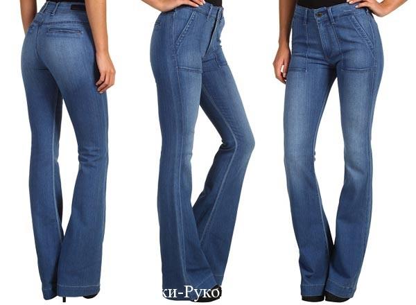 как выбрать правильно джинсы