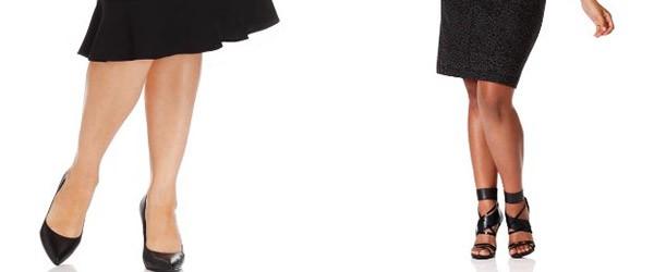 Устранение природных недостатков ног с помощью одежды