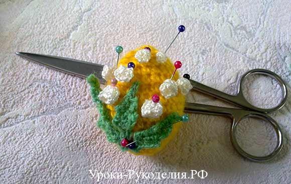 украшение яйца к пасхе