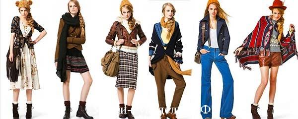 стиль одежды casual для девушек