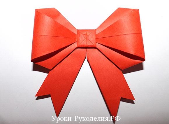 лёгкое оригами для детей