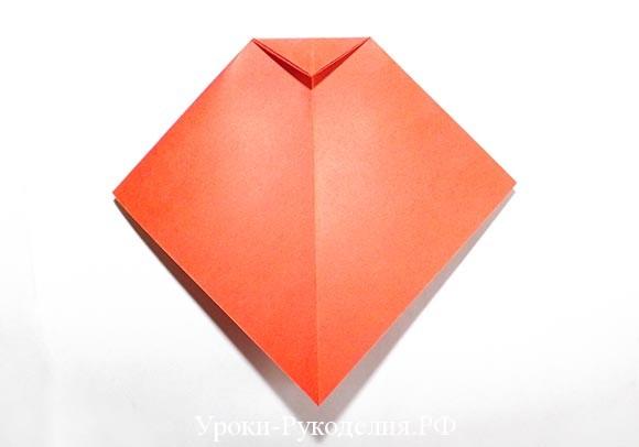 цветок для упаковки подарка из бумаги