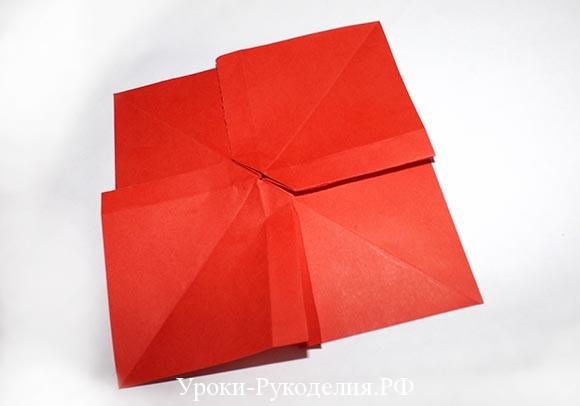 японское оригами урок