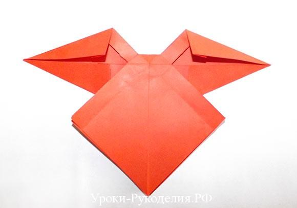 уроки оригами для начинающих