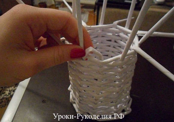 поделки плетение