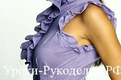 одежда для маленькой груди