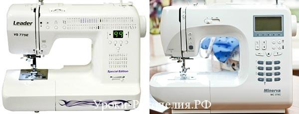 Правильный выбор швейной машины