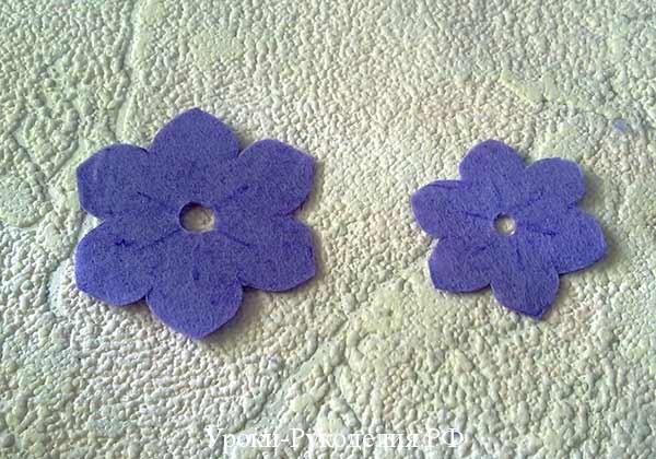 нарисовать цветок
