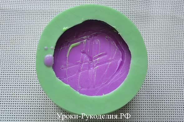 изготовить мыло пион