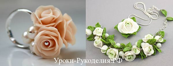 Полимерная глина: выбор, лепка, запекание
