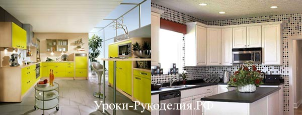 Дизайн кухни: стили и направления
