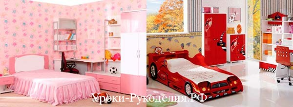 Интерьер детской комнаты по правилам фэн-шуй