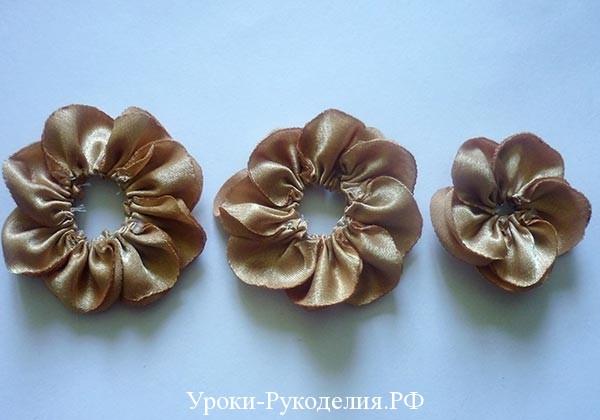 3 яруса цветка атлас