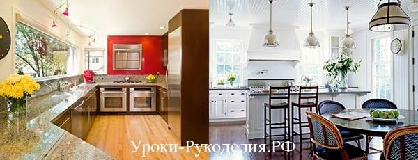 кухня по фен шуй