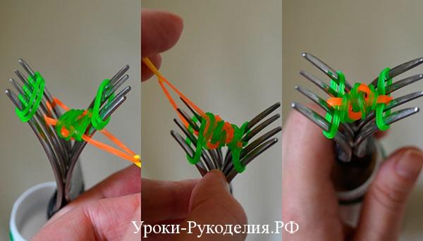 мк плетение браслетов
