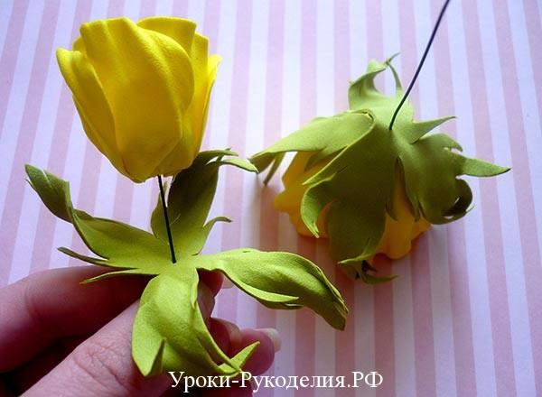 флористика цветы