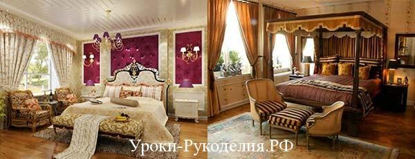 Декор интерьера в стиле ампир