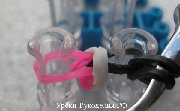 виды браслетов из резинок