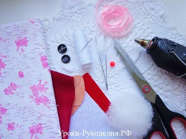 материалы для игрушки