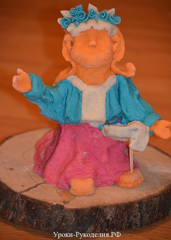 этническая кукла своими руками