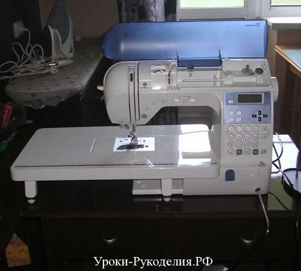 швейная машина для квилтинга