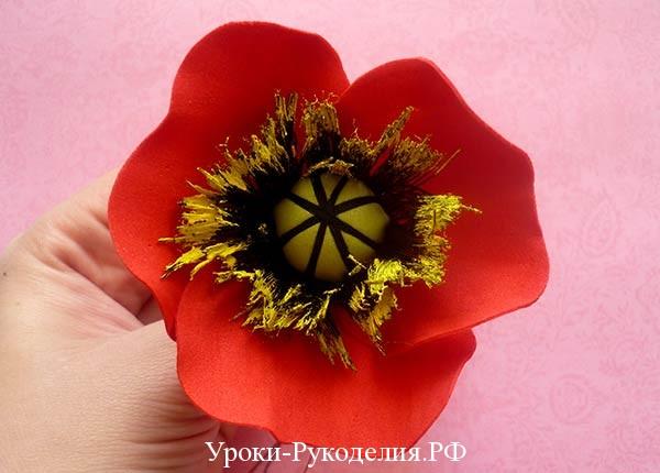 цветы делать