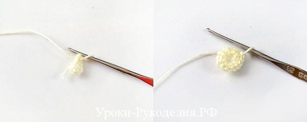 крючок листик