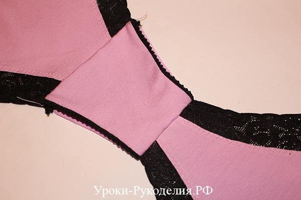 шить женские трусы