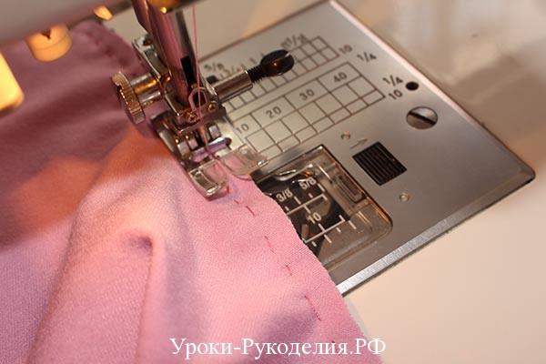 шитьё нижнего белья