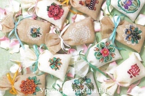 ароматические мешочки