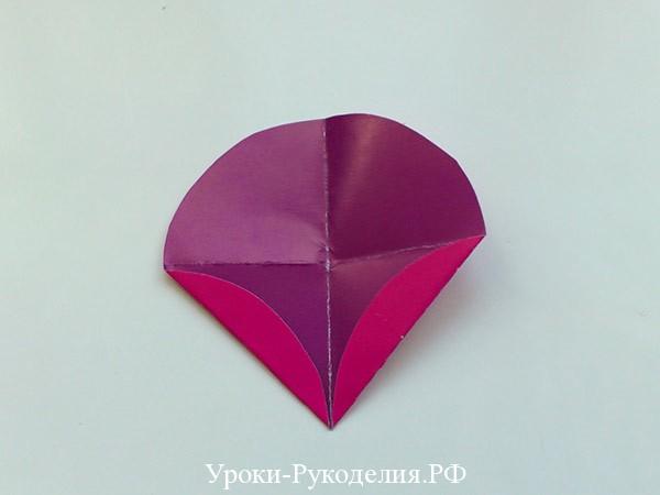 модульный цветок для упаковки