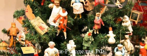 История новогодней ёлочки