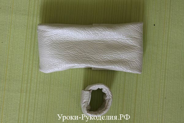 детали галстука бабочки