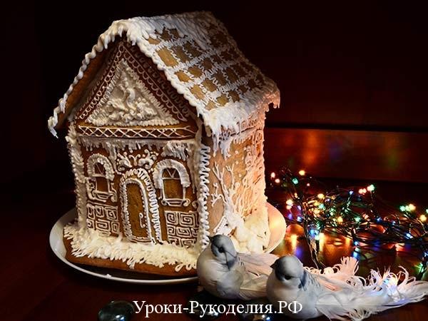 вкусное украшение для дома на новый год