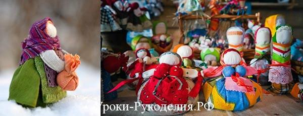 Виды славянских кукол-оберегов и правила их изготовления своими руками