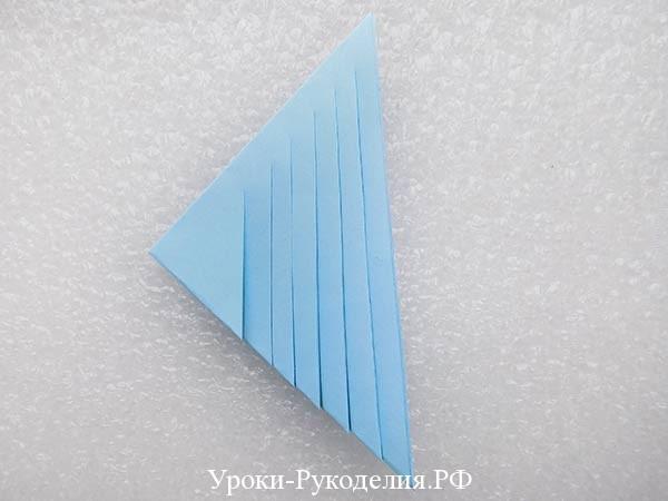 разрезать ножницами бумагу