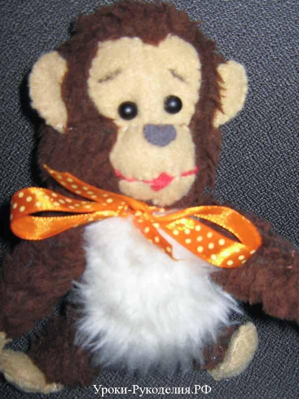 игрушки обезьянки сшить