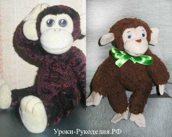 обезьянки выкройки