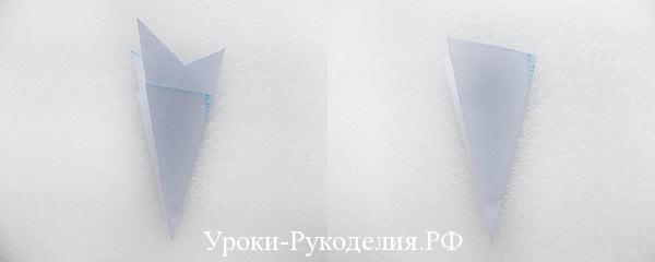 сложить киригами